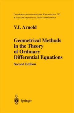 Geometrical Methods in the Theory of Ordinary Differential Equations - Arnold, Vladimir I.