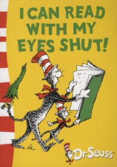 I can Read with my Eyes Shut: Green Back Book - Seuss, Dr.