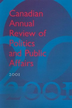 Canadian Annual Review of Politics and Public Affairs - Herausgeber: Mutimer, David