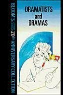 Dramatists and Drama (20th Anniv) - Bloom, Harold, Ed