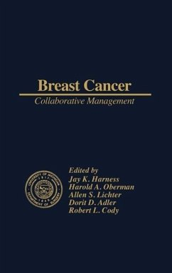 Breast Cancer Collaborative Management - Herausgeber: Harness, Jay K. Lichter, Allen S. Oberman, Harold A.