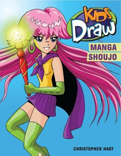 Kids Draw Manga Shoujo - Hart, Christopher