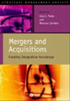Mergers and Acquisitions: Growth, Activity and Interactions with the Soil - Pablo, Amy L. / Javidan, M. Mansour