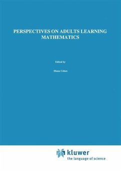 Perspectives on Adults Learning Mathematics - Coben, D. / O'Donoghue, J. / FitzSimons, Gail E. (Hgg.)
