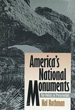 America's National Monuments (PB) - Rothman, Hal