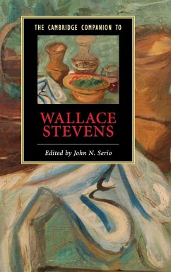 The Cambridge Companion to Wallace Stevens - Serio, John N. (ed.)