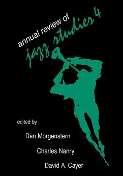 Annual Review of Jazz Studies 4 - Herausgeber: Berger, Edward Porter, Lewis Cayer, David
