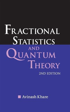 Fractional Statistics and Quantum Theory (2nd Edition) - Khare, Avinash