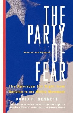 Party of Fear - Bennett, David