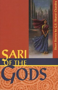 Sari of the Gods - Sharat Chandra, G. S. Chandra, G. S. Sharat
