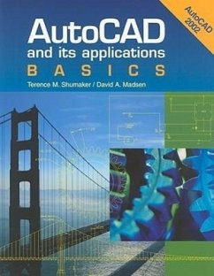 AutoCAD and Its Applications Basics 2002 Release 14 - Shumaker, Terence M. Madsen, David