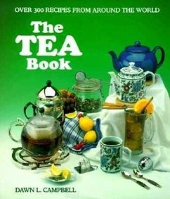 The Tea Book - Campbell, Dawn L.