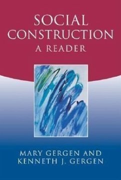 Social Construction: A Reader - Gergen, Mary / Gergen, Kenneth J