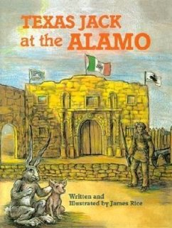 Texas Jack at the Alamo - Rice, James