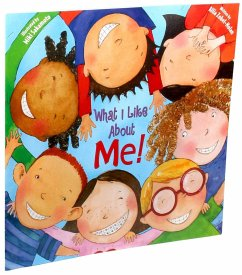 What I Like about Me!: A Book Celebrating Differences - Zobel-Nolan, Allia
