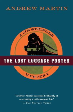 The Lost Luggage Porter - Martin, Andrew