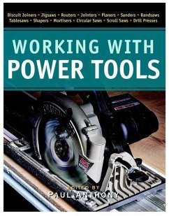 Working with Power Tools - Herausgeber: Anthony, Paul