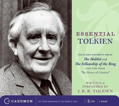 Essential Tolkien: The Hobbit and the Fellowship of the Ring - Tolkien, J. R.