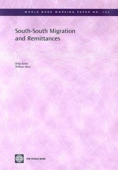 South-South Migration and Remittances - Ratha, Dilip Shaw, William