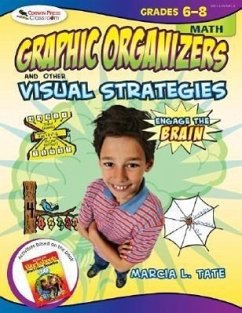 Engage the Brain, Math, Grades 6-8: Graphic Organizers and Other Visual Strategies - Tate, Marcia L.