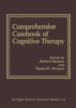 Comprehensive Casebook of Cognitive Therapy - Freeman, Arthur / Dattilio, Frank M. (eds.)