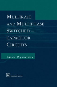 Multirate and Multiphase Switched-capacitor Circuits - Dabrowski, Adam
