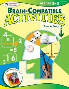 Brain-Compatible Activities, Grades 3-5 - Sousa, David A.