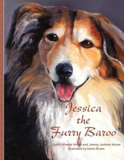 Jessica the Furry Baroo - Moore, Judith Wheeler
