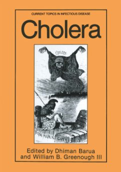 Cholera - Barua, Dhiman / Greenough III, William B. (Hgg.)