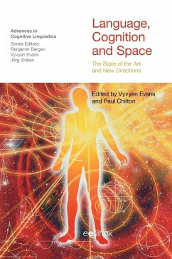 Language, Cognition and Space: The State of the Art and New Directions - Herausgeber: Evans, Vyvyan Chilton, Paul