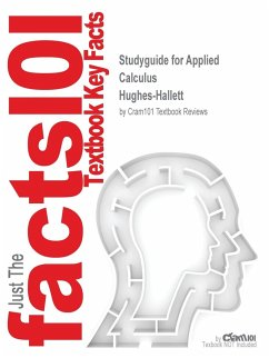 Studyguide for Applied Calculus by Hughes-Hallett, ISBN 9780471207924 - Cram101 Textbook Reviews