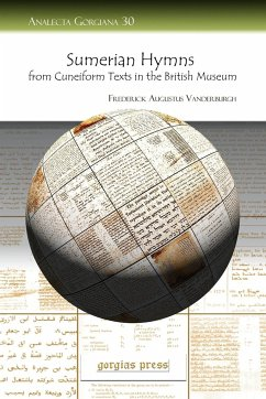 Sumerian Hymns from Cuneiform Texts in the British Museum - Vanderburgh, Frederick Augustus