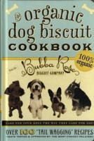 The Organic Dog Biscuit Book - Disbrow, Jessica
