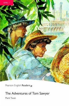Penguin Readers Level 1 The Adventures of Tom Sawyer - Twain, Mark