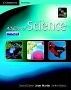 Science Foundations: Additional Science Class Book - Martin, Jean Norris, Helen Glover, David