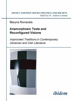Anamorphosic Texts and Reconfigured Visions - Romanets, Marina