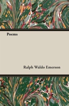 Poems - Emerson, Ralph Waldo