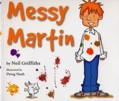 Messy Martin - Griffiths, Neil
