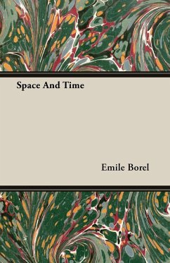 Space And Time - Borel, Emile