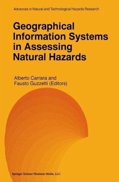 Geographical Information Systems in Assessing Natural Hazards - Carrara