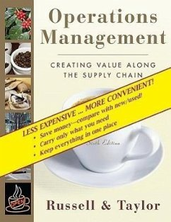 Operations Management: Creating Value Along the Supply Chain - Russell, Roberta Taylor, Bernard W. , III