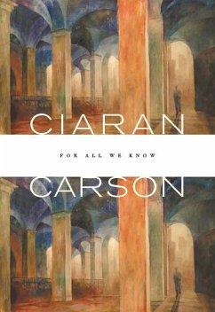 For All We Know - Carson, Ciaran