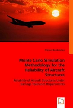 Monte Carlo Simulation Methodology for the Reliability of Aircraft Structures - Rambalakos, Andreas