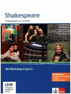 Shakespeare (TH) (AT). Klasse 11/12 (G8) KLasse 12/13 (G9)
