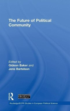 The Future of Political Community - Baker, Gideon