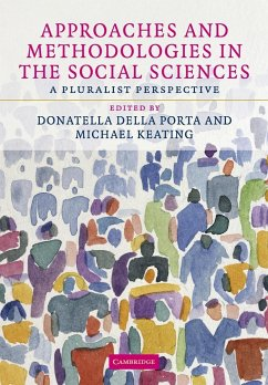 Approaches and Methodologies in the Social Sciences - Ed. by Della Porta, Donatella Keating, Michael
