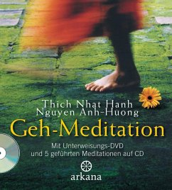 Geh-Meditation - Thich Nhat Hanh; Nguyen, Anh-Huong