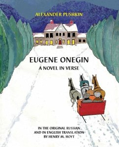 Eugene Onegin: A Novel in Verse - Pushkin, Alexander