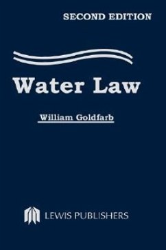 Water Law - Goldfarb, William