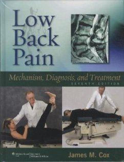 Low Back Pain: Mechanism, Diagnosis, and Treatment - Cox, James M.